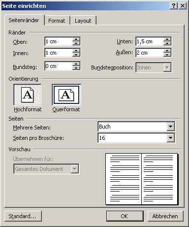 Nett Microsoft Word Buch Vorlagen Zeitgenössisch ...
